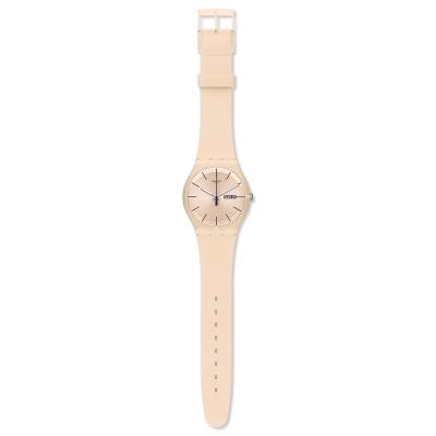 Swatch 原創系列 ROSE REBEL 玫瑰反叛手錶