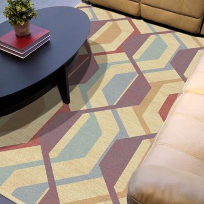 范登伯格 - 波爾 現代絲質地毯 - 霓幻 (160 x 230cm)