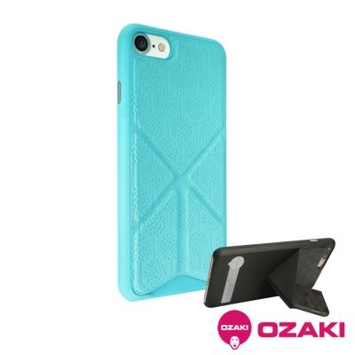 Ozaki 0.3 Totem iPhone7 4.7吋 圖騰系列超薄可站立保護...