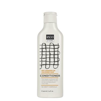 紐西蘭ecostore 純淨潤髮乳-乾燥受損染燙髮質 220ml