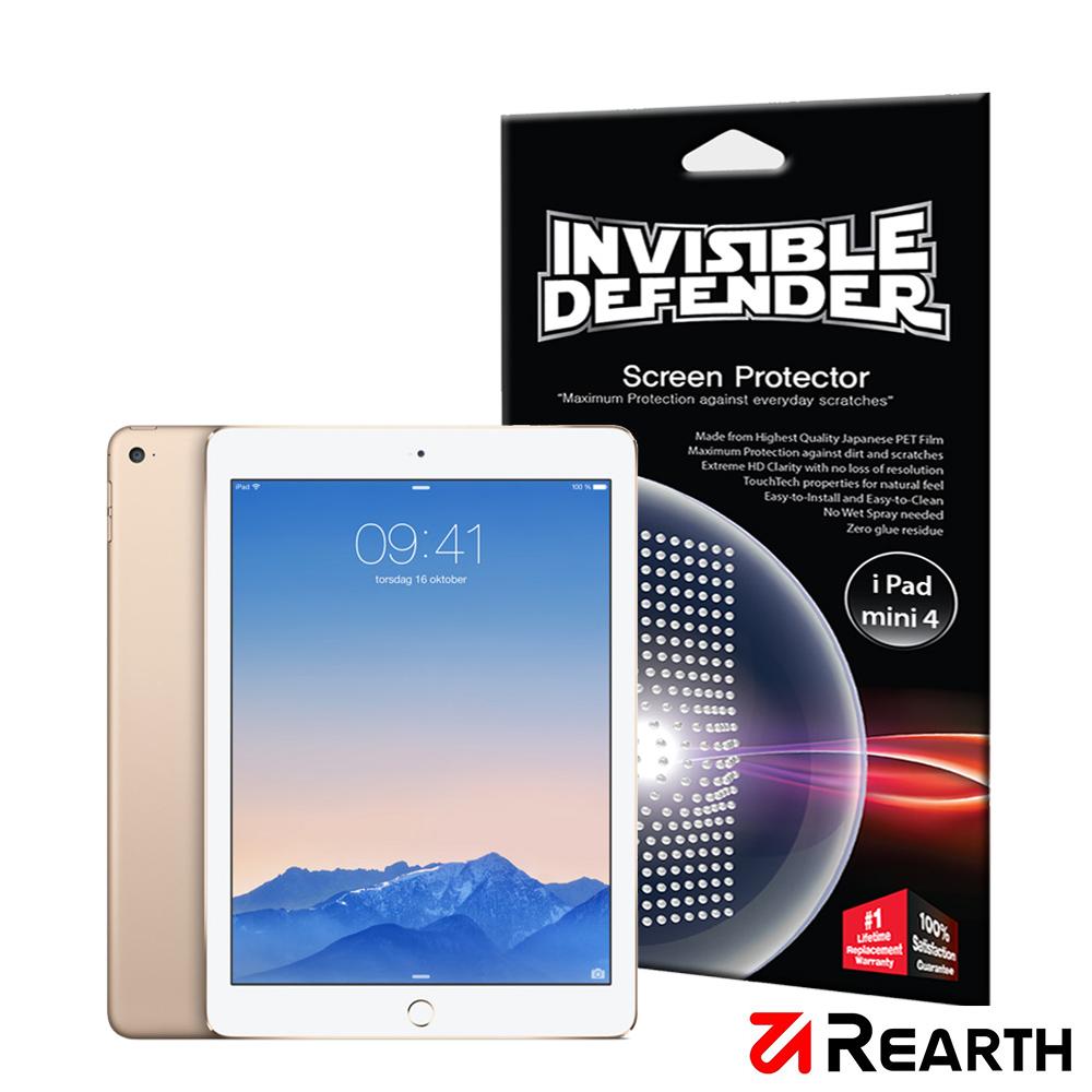 Rearth Apple iPad Mini 4 高透光抗刮螢幕保護貼