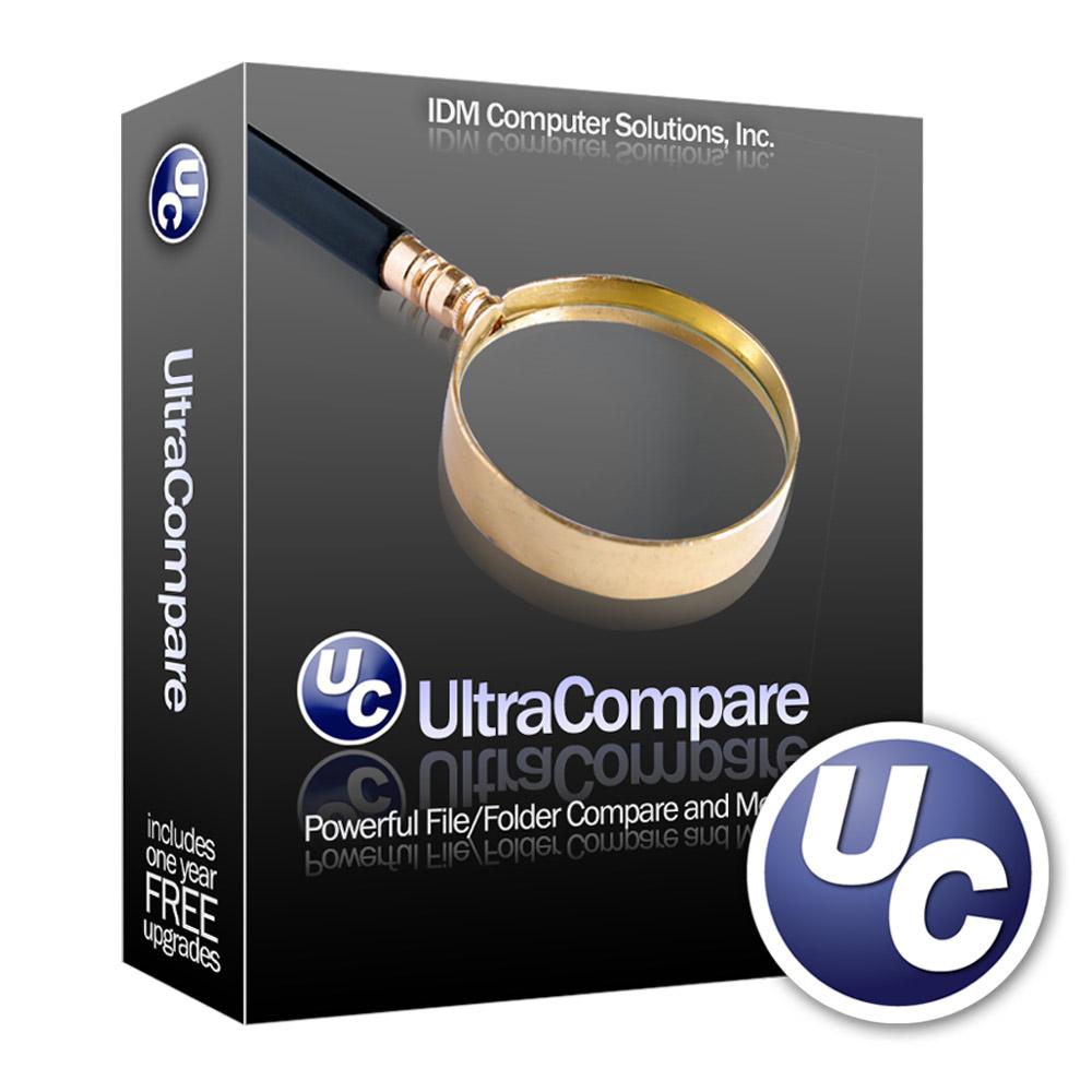 UltraCompare (文字檔案比對) 單機版 (盒裝)