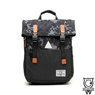 ACROSS-SPEED-BACKPACK-雙肩背包-迷彩黑-B100505