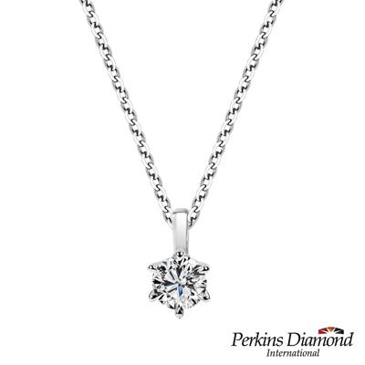 PERKINS 伯金仕 - Emmie系列 0.20克拉鑽石項鍊