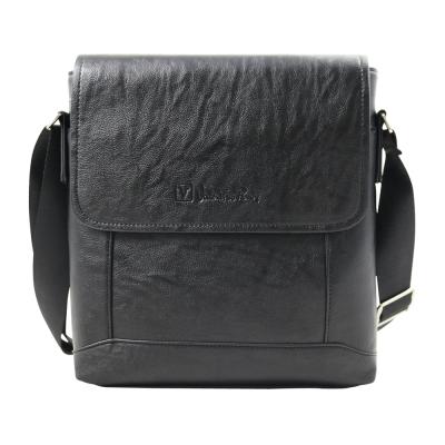 Valentino Rudy時尚黑直立側背包 Z8274