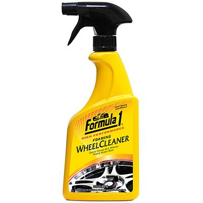 [快]Formula1極淨泡沫鋼圈清潔劑15254