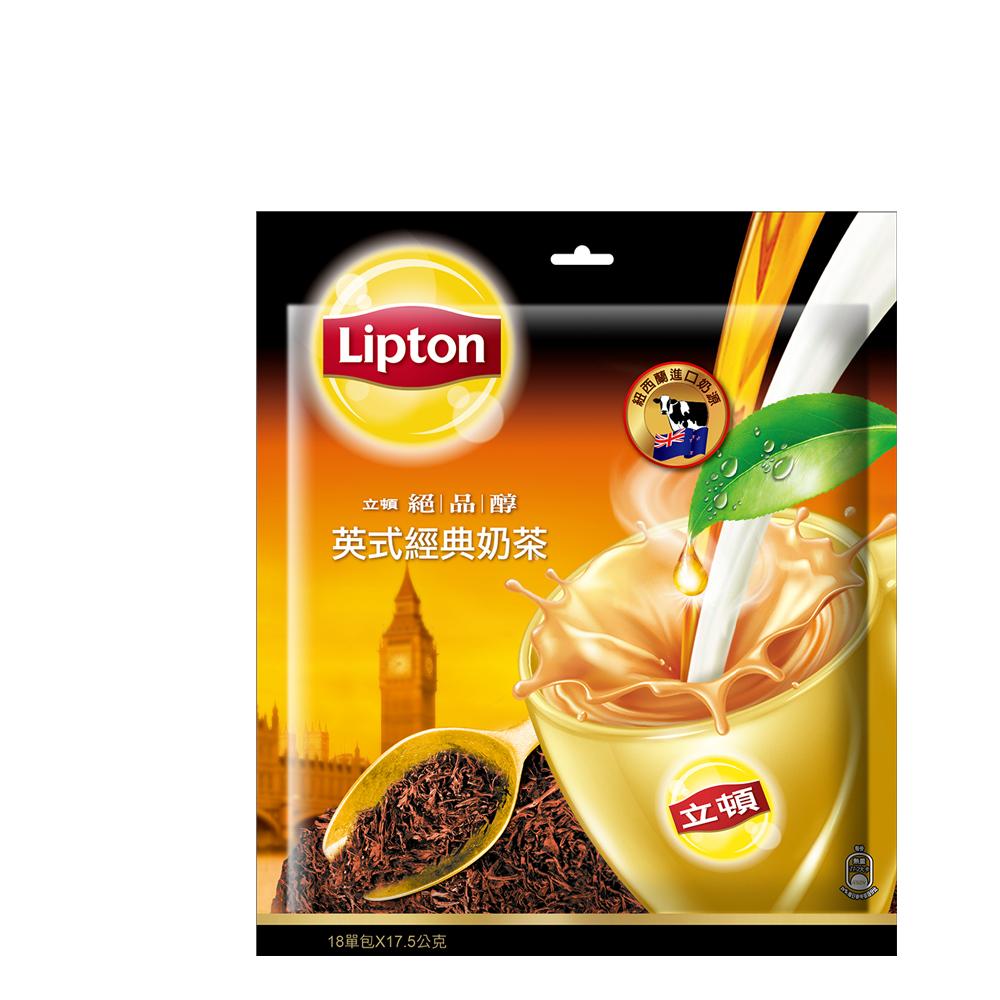 立頓 奶茶粉英式經典量販包(18入/包)
