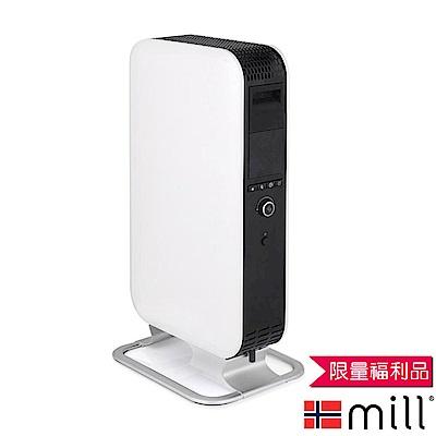 [福利品]挪威 mill 葉片式電暖器 AB-H1500DN
