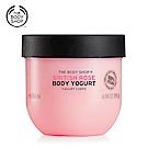 The Body Shop 英皇玫瑰嫩膚保水美肌優格200ML