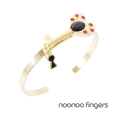 Noonoo Fingers Key Bangle 鑰匙 手環