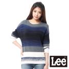 Lee 長袖毛衣 橫條紋色塊-女款(多色)