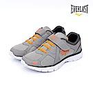 美國Everlast 多功能運動鞋-童鞋-灰色