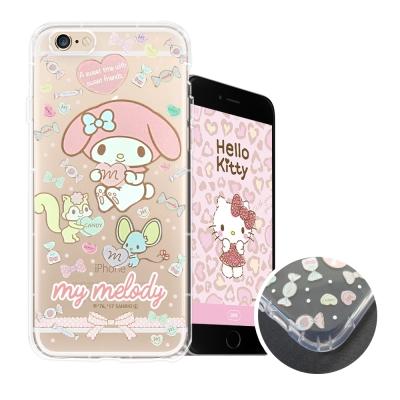 美樂蒂 iPhone 6s 4.7吋 氣墊空壓殼(糖果)