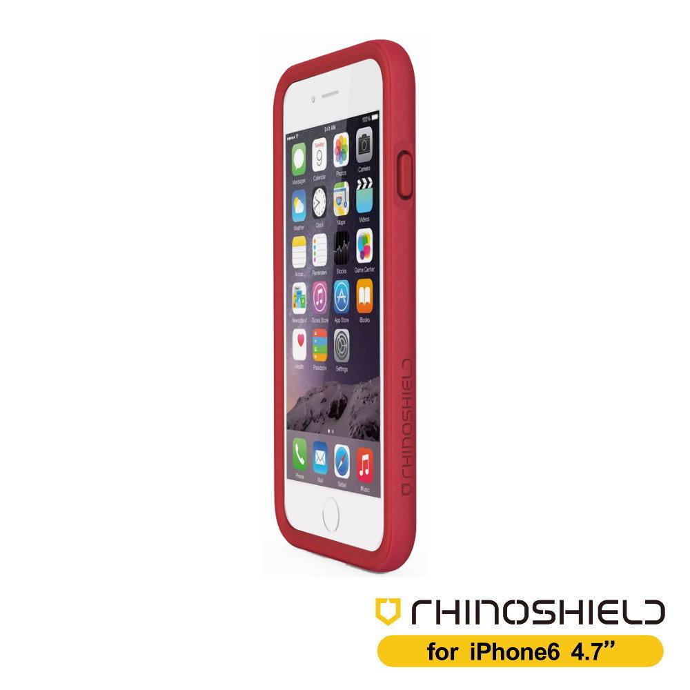 RHINO SHIELD犀牛盾iphone 6 /6s  耐衝擊邊邊框手機殼(2015新色)