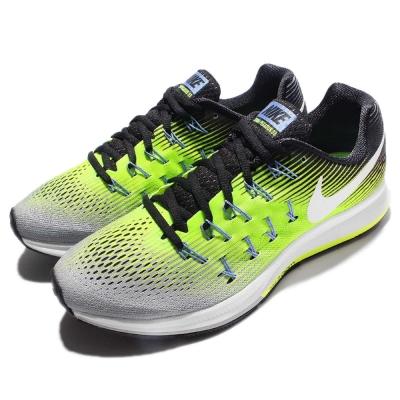 Nike慢跑鞋Zoom Pegasus 33男鞋