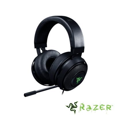 Razer 雷蛇 Kraken  7 . 1  V 2   北海巨妖電競耳機專業版 7 . 1  V 2 (黑色)