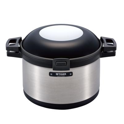 (日本製)虎牌6.0L附手把悶燒調理鍋
