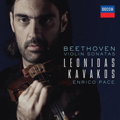 貝多芬-小提琴奏鳴曲全集-卡瓦柯斯-小提琴-3CD
