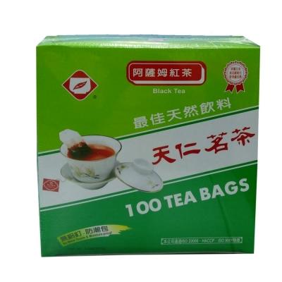 天仁茗茶 阿薩姆紅茶盒裝(2gx100入)