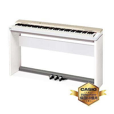 CASIO卡西歐 Privia可攜式基本款數位鋼琴PX-160