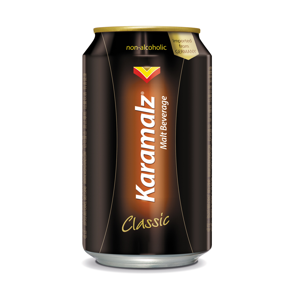 德國進口卡麥隆黑麥汁Karamalz-原味(330mlx24入)
