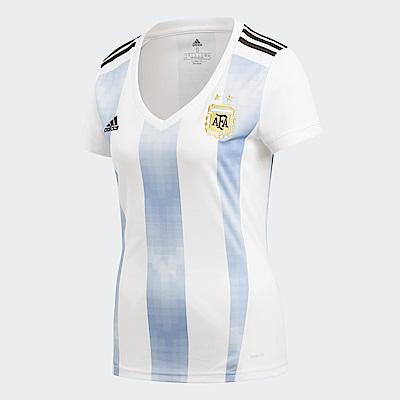 adidas 阿根廷國家隊球迷版主場球衣 女 BQ9302