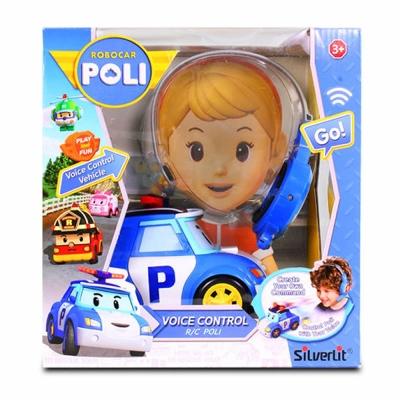 POLI 波力 - 波力聲控遊戲車