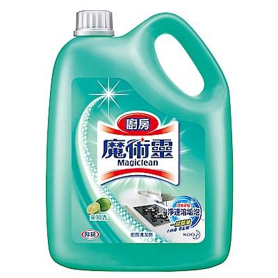 魔術靈 廚房清潔劑 桶裝 (3800ml)
