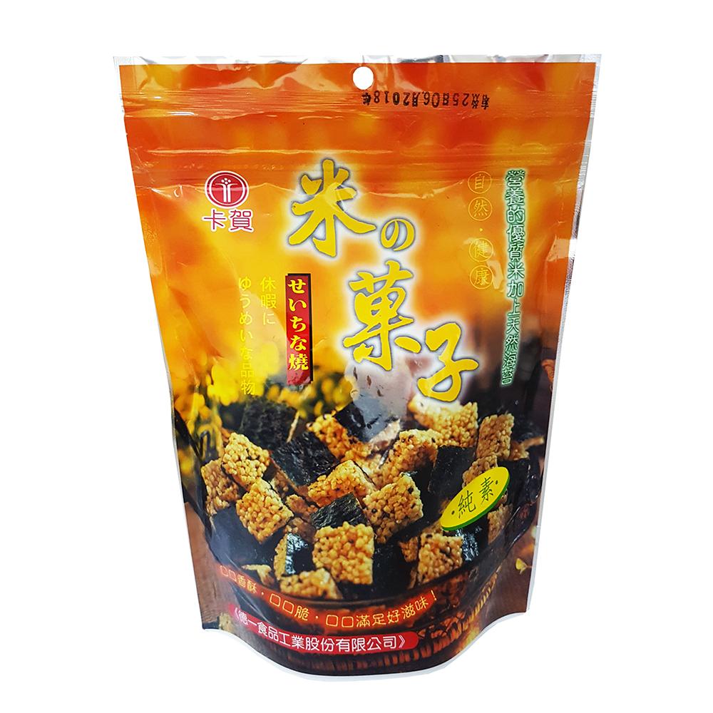 卡賀 米之果海苔口味(100g)