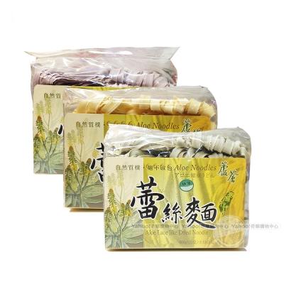 村家味 蘆薈蕾絲麵3入-600g/包