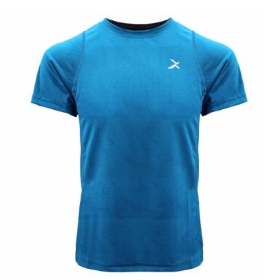 EGXtech EDS-EXT 男款涼感單導排汗短袖(藍)