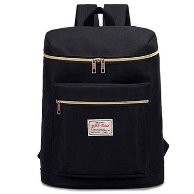 WEROCKER-雙肩後背包-黑色-WR200104-2