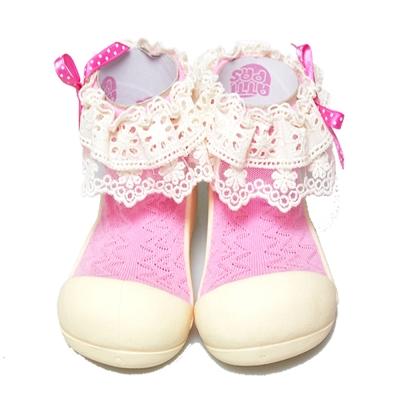 attipas 韓國娃娃鞋2014年 新品獨家販售AW02-淑女粉紅