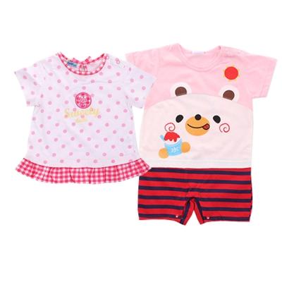 短袖服飾(<b>2</b>件一組) k50105