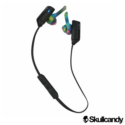 Skullcandy XTFREE 藍牙運動型入耳式耳機-黑+彩虹色(公司貨)
