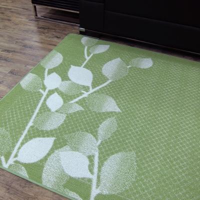 范登伯格 - 紛飛 日本進口地毯 - 綠 (大款-200x290cm)