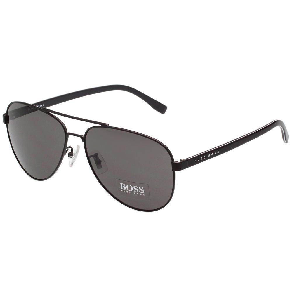 HUGO BOSS 太陽眼鏡 (黑色)BOSS0806FS