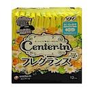 日本CENTER-IN 乾爽幸福花香羽翼30cm夜用(12枚入)/包