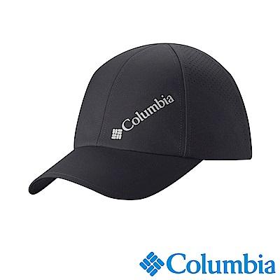 Columbia 哥倫比亞 男女-防曬30防潑快排棒球帽- 黑UCM99810BK