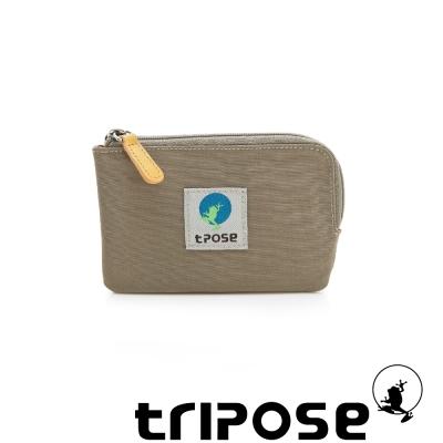 tripose MOVE系列輕巧零錢包 - 駝