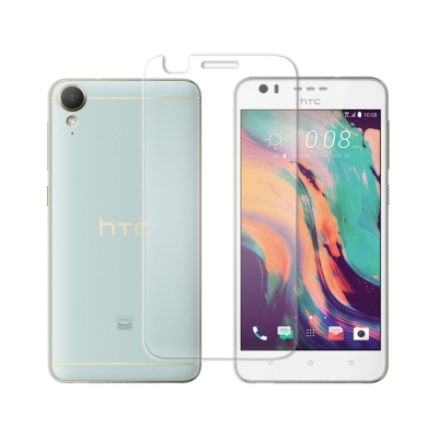 Metal-Slim HTC Desire 10 Lifestyle 9H鋼化玻...