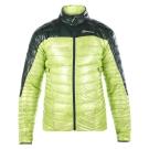 【Berghaus貝豪斯】男款超輕溫度調節鵝絨外套F22ML9-亮綠