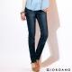 GIORDANO女裝中腰標準窄腳牛仔褲-60