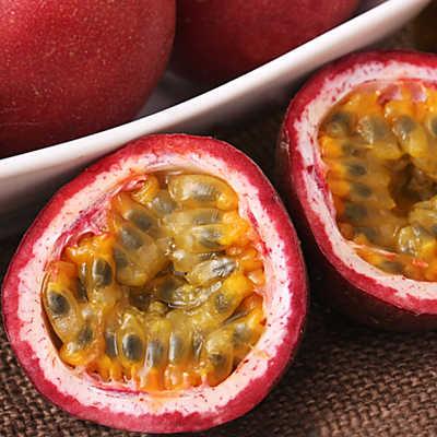 果之家 南投產地直送酸甜原生種百香果5台斤