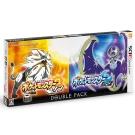 精靈寶可夢 太陽/月亮 雙重包- 3DS中文版(日規主機專用)