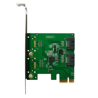 伽利略 PCI-E SATA III 2PORT RAID