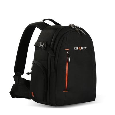 K&F Concept大容量專業攝影單眼相機後背包-附防水罩(KF13....