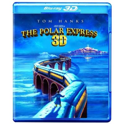 北極特快車 (3D/2D) Polar Express (3D/2D) 藍光 BD