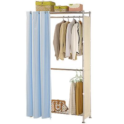 巴塞隆納-W 2 型 90 公分衣櫥架
