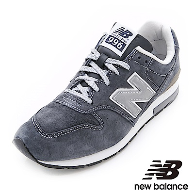New Balanc 復古鞋MRL996EM-D中性深藍